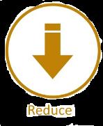 reduce logo